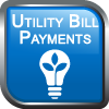utility bill payment button