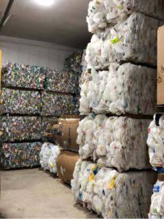 Bales of Plastic